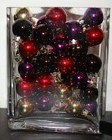 Christmas decor for table