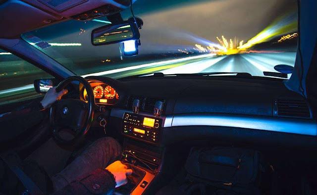 Reglas básicas para manejar en autopista