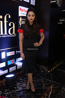 Meghana Gore looks super cute in Black Dress at IIFA Utsavam Awards press meet 27th March 2017 13.JPG
