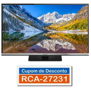 "Smart TV 32"" 32CS600 Panasonic"