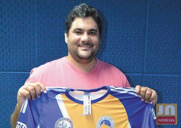 Presidente do Jacobina é suspenso por 240 dias e multado em R$ 10 mil; clube é punido