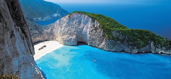 Zacinto, Isole Ioniche