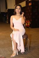 Aishwarya Devan in lovely Light Pink Sleeveless Gown 017.JPG
