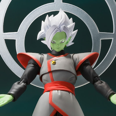 "S.H. Figuarts Zamasu Fusion de ""Dragon Ball Super"" - Tamashii Nations"
