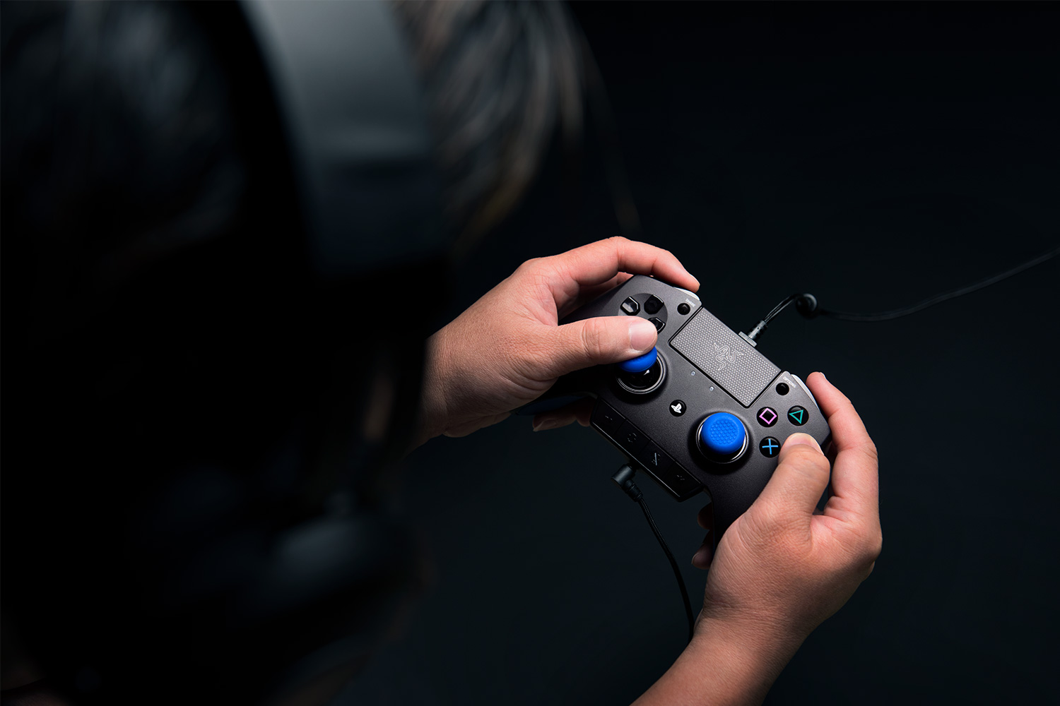 Razer Raiju Gaming Controller For PS4 - HOME - DEXT Technologies