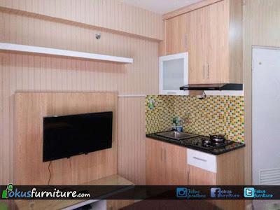 Furniture minimalis apartemen