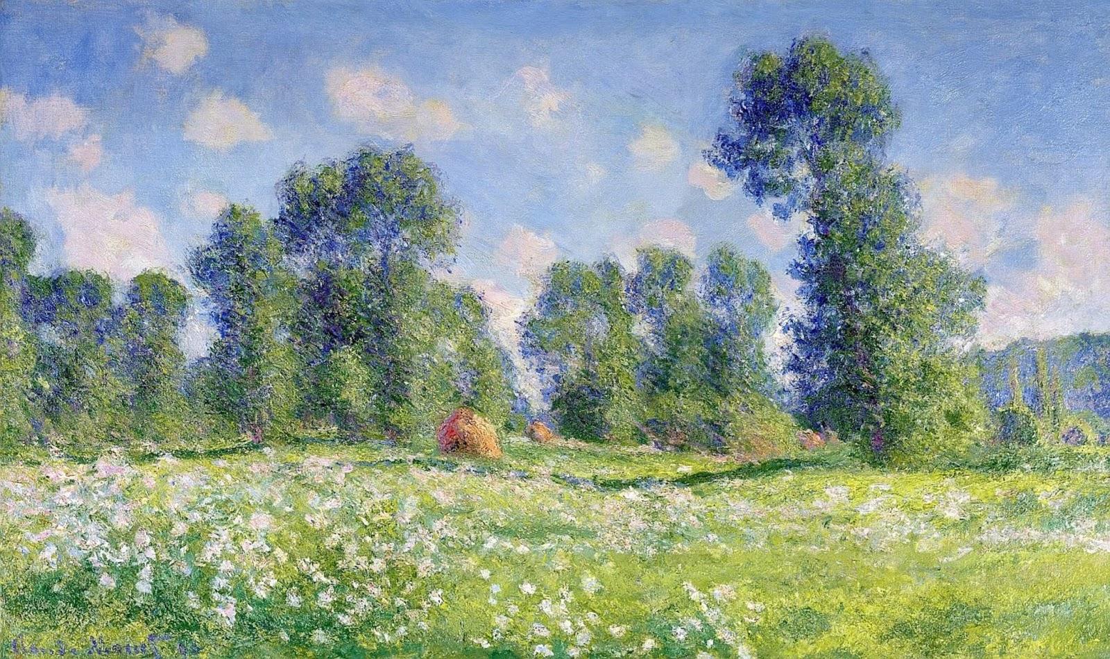 Claude Monet   Haystacks / I Covoni   Tutt'Art@   Pittura • Scultura •  Poesia • Musica
