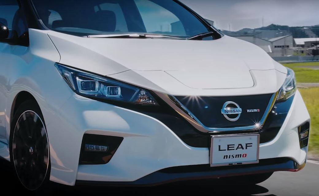 Τhe Nissan Leaf Nismo Will Start Ing On July 31 In The Following Video You Can See Some Of Key Features Car That Make Difference From