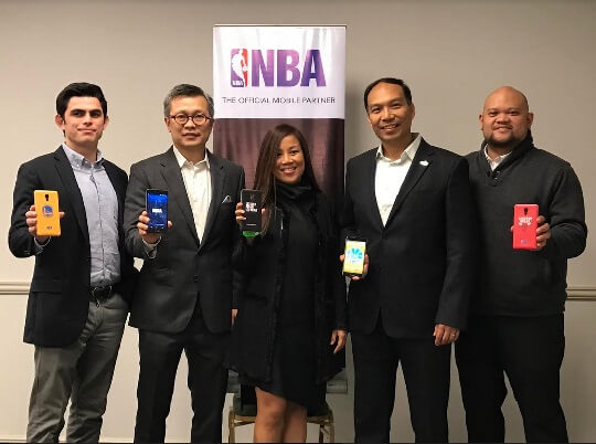 CloudFone Launches NBA-Themed Android Phone for Php5,999