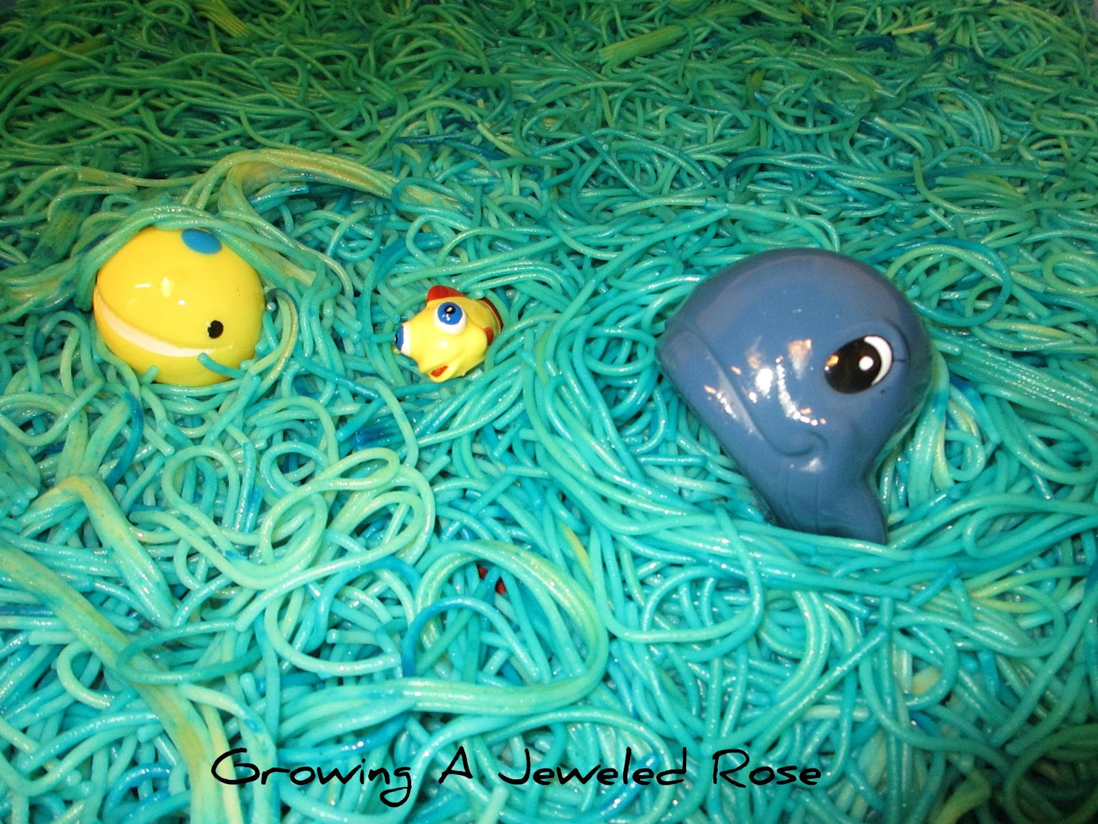 Setting The Stage For Group Sensory Play