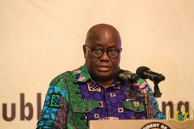 """Free SHS Ensuring Equitable Distribution Of Oil Revenues"" – President Akufo-Addo"