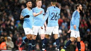 ملخص ونتيجة واهداف مباراة مانشستر سيتي ونيوكاسل 1-2 الدوري الانجليزي اليوم 29/1/2019 Man City vs Newcastle