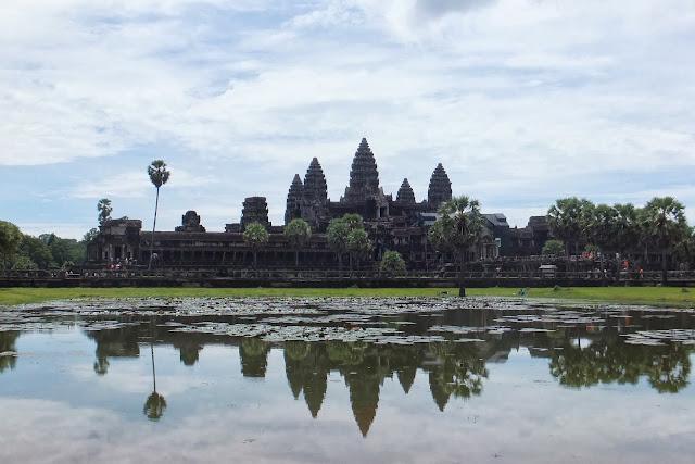 Angkor-wat アンコールワット