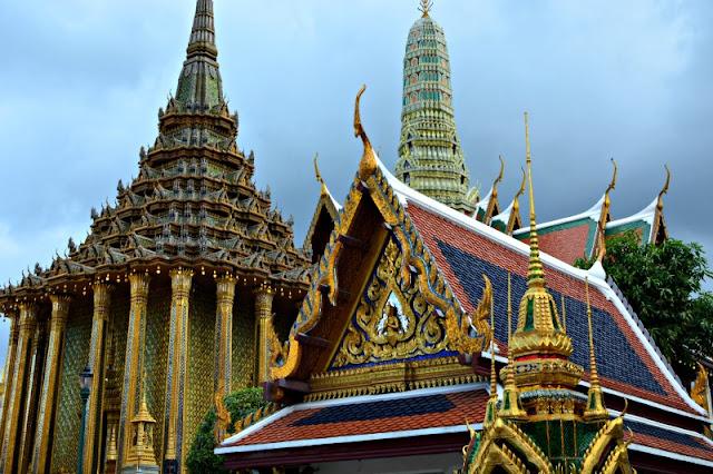 Temples of Bangkok wallpaper images
