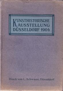 Katalog der Kunsthistorischen Ausstellung Düsseldorf 1904