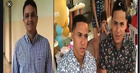 VER VÍDEO: Captado el momento en que los tres hermanos sufren el accidente en que murieron.