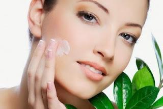cara alami memutihkan wajah