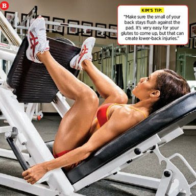 Leg Pressing Notes Form Foot Placement And Stance By