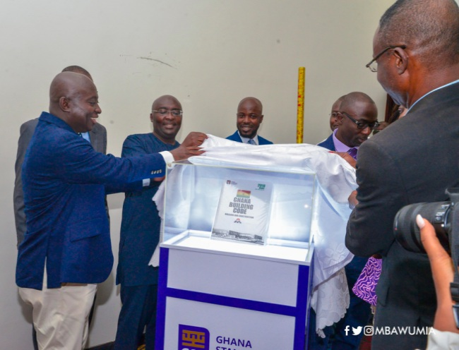 First Ever Building Code For Ghana Launched