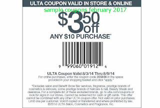 Ulta coupons february