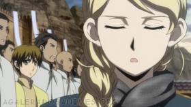 Arslan Senki 25 (Final) online legendado