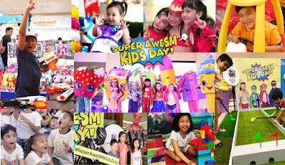 """SM Supermalls treats kids nationwide with the """"Super AweSM"""" United Nations and Halloween celebrations"""