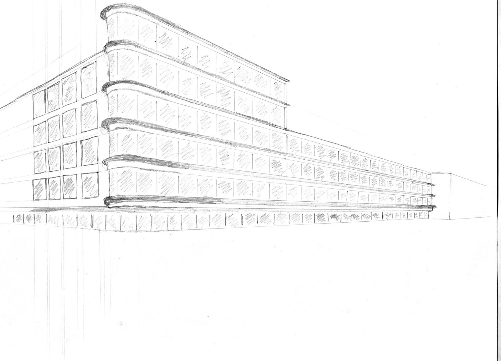 Contemporary European Architecture: Erich Mendelsohn