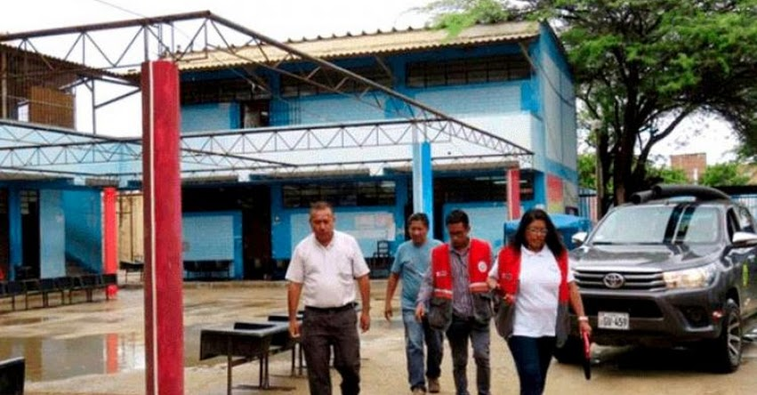Declaran de interés regional a siete colegios de Talara en Piura