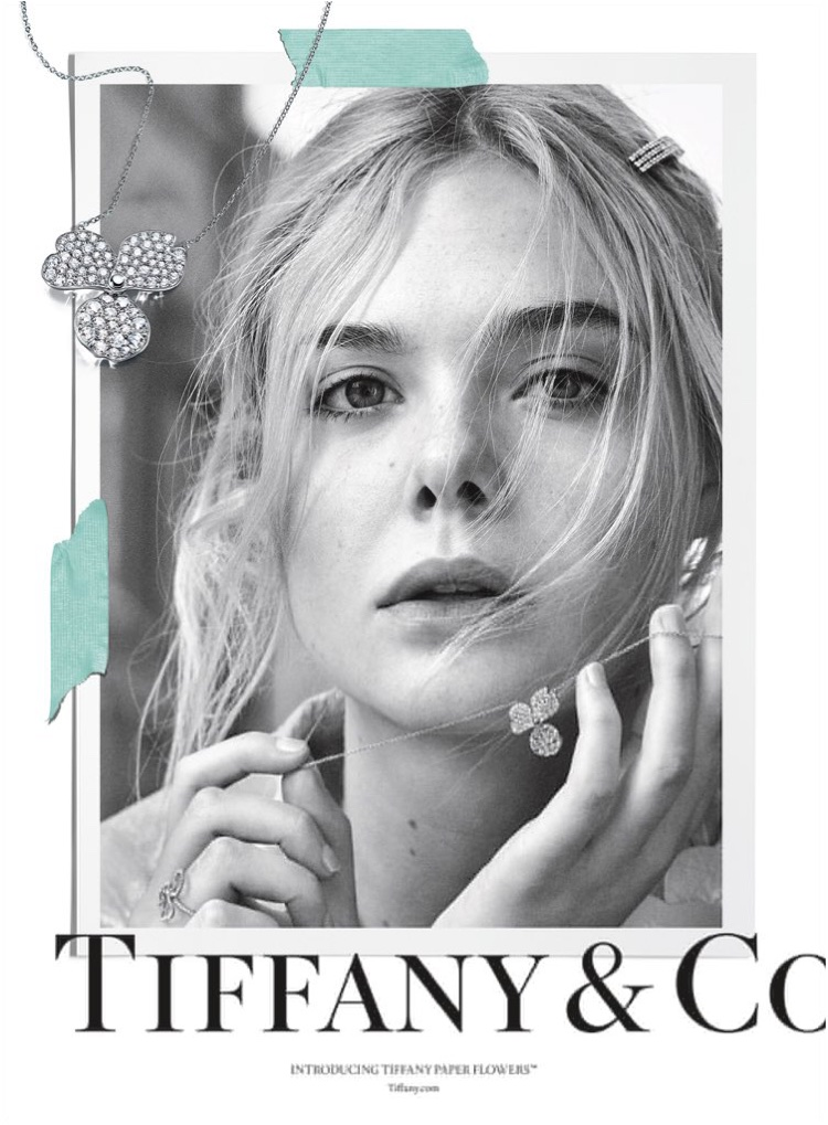 Tiffany & Co. enlists Elle Fanning for 'Believe in Dreams' campaign