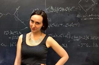 η 23χρονη είναι η διάδοχος του Αϊνστάιν