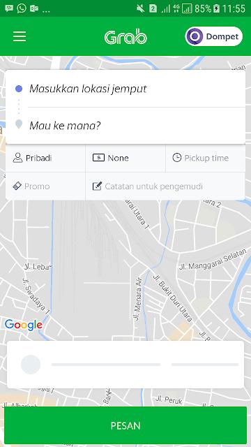 Grab di Bangkok