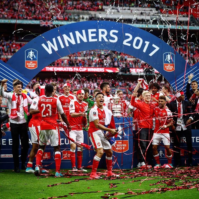 Arsenal defeat Chelsea to clinch Record 13th FA Cup Crown