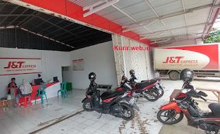 Alamat Agen J&T Express Di Indramayu