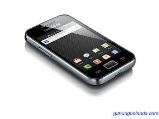 Cara Flash Samsung Galaxy Ace GT-S5830