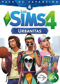 Descargar la Expansion dlc the Sims 4 City Living PC Full 1 link Español mega repack