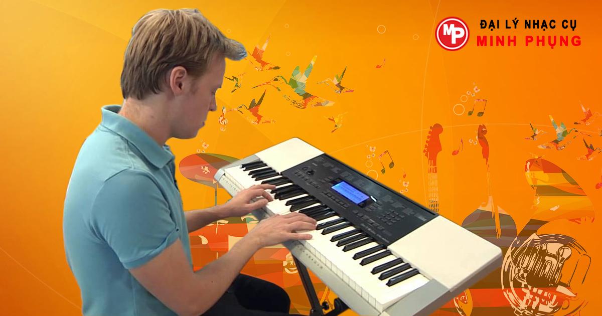 Đàn Organ Roland E-A7 là cây Arranger Keyboard đa năng