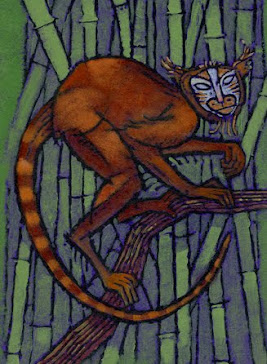 Chinese Zodiac Monkey
