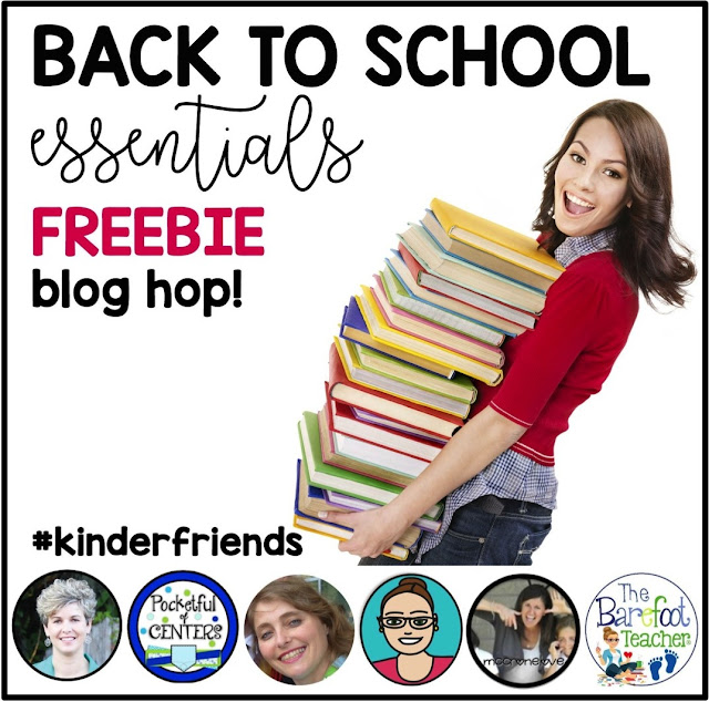 If you're looking for FREE Back to School activities for your Preschool, Kindergarten, or First Grade students, then you've come to the right place! I've got some Math & Literacy morning work that is aligned to the Common Core standards just waiting for you to download. Enjoy!