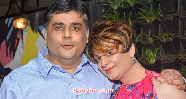 Haresh Gehi and Bobby Darling, Page 3 Celebs at Lagerbay New Menu Launch Party