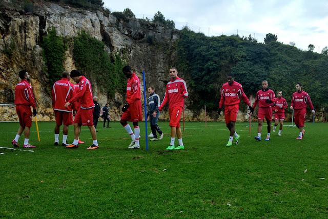 Club Monaco training center #11