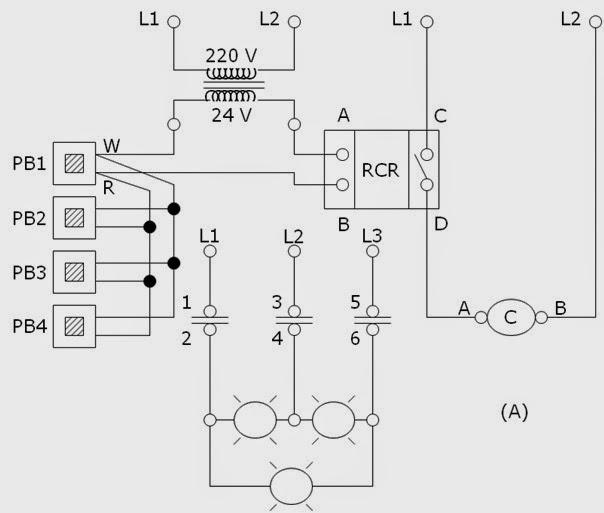 current impulse relay