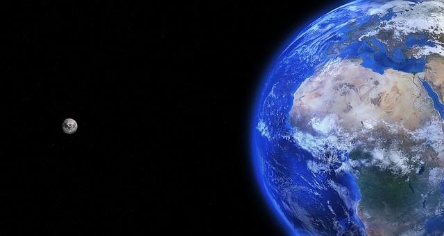 Ilustrasi Foto Earth