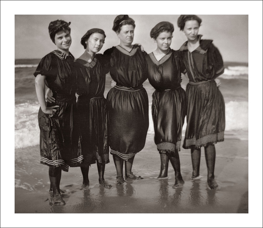 Vintage Bathing Suits Interesting Photos Show Swimmers in The