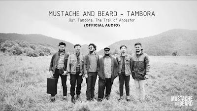 Kunci Gitar Tambora ~ Mustache and Beard