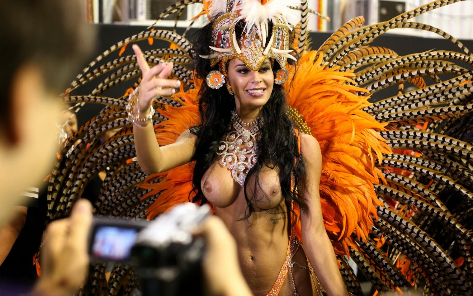 извинился раз карнавал голые девки бразилия ещё