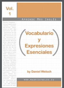 Portada de 'Vocabulario y expresiones esenciales'