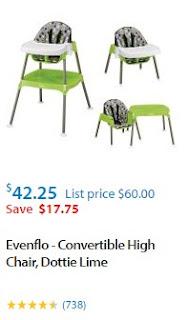 Walmart Baby High Chair The Best List 3