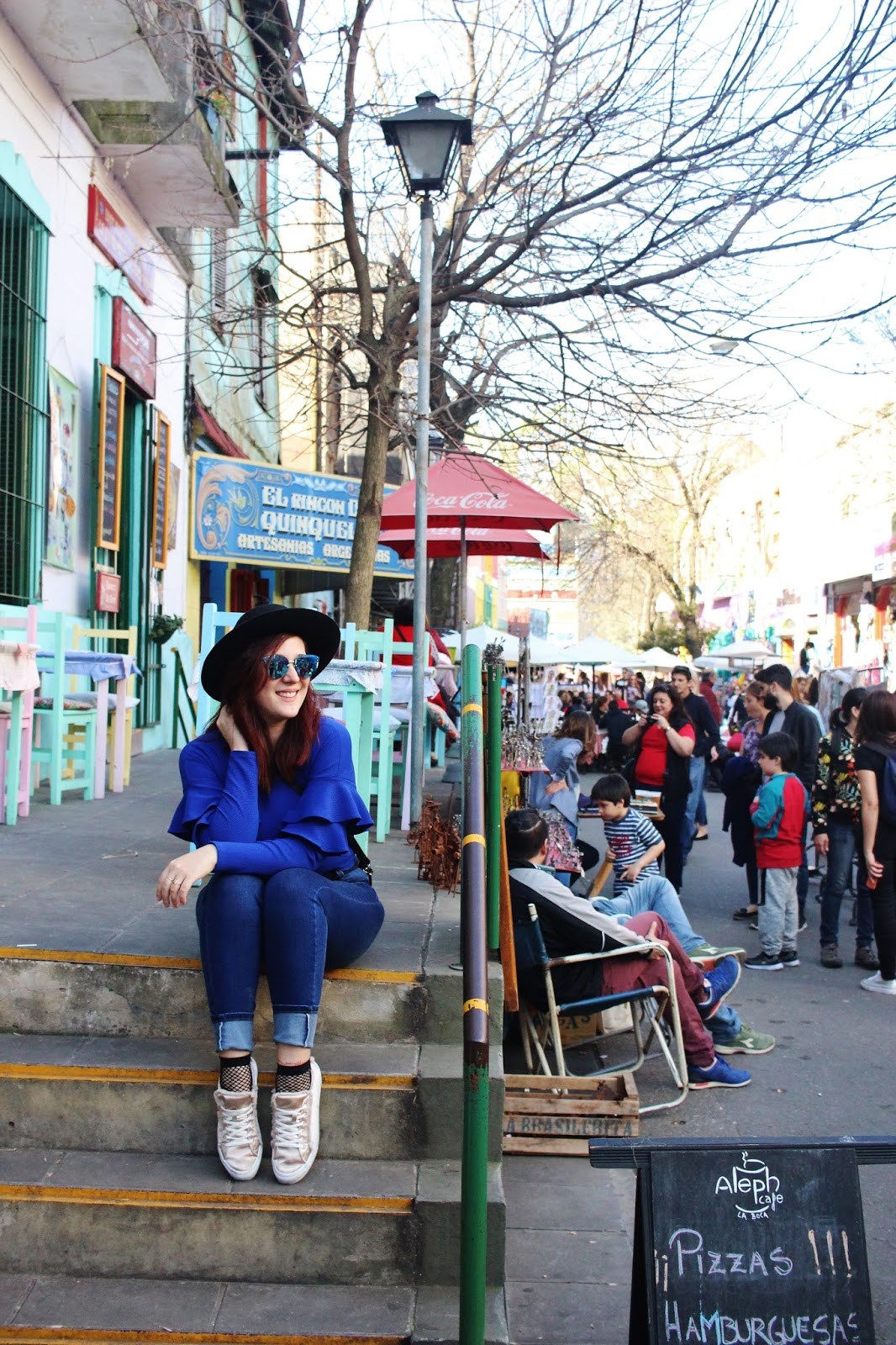Feria de Caminito turismo