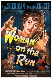 Watch Woman on the Run (1950) movie free online