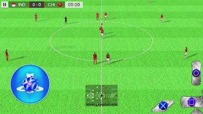 selamat menikmati awal pekan yang akan menyibukkan anda seharian ini FTS Mod FIFA 17 Super HD Apk + Data For Android (Game Sepak Bola Super HD) Terbaru